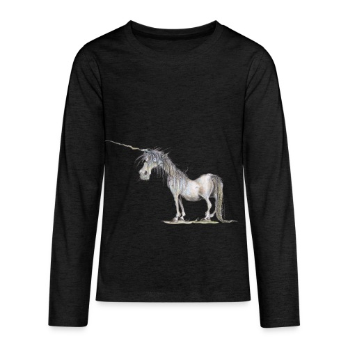 Last Unicorn - Kids' Premium Long Sleeve T-Shirt