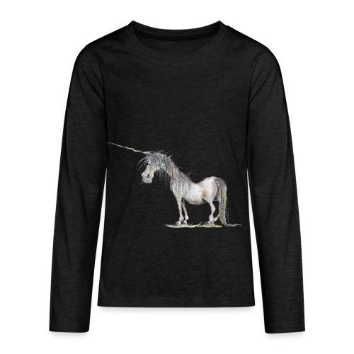Last Unicorn - Kids' Premium Long Sleeve T-Shirt