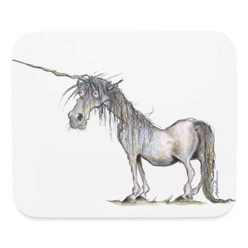 Last Unicorn - Mouse pad Horizontal