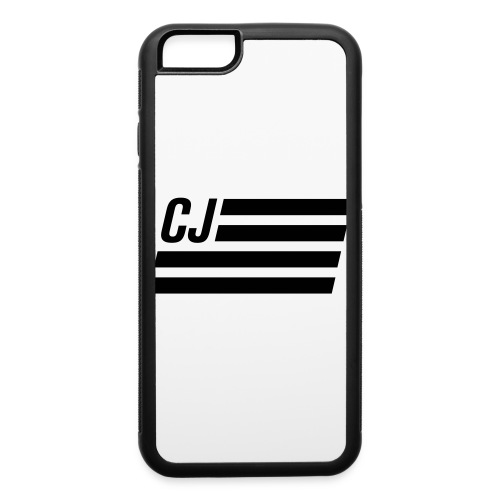 CJ flag - iPhone 6/6s Rubber Case