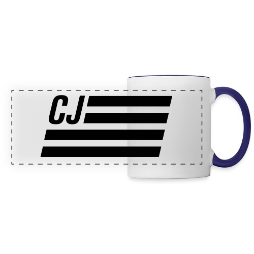 CJ flag - Panoramic Mug