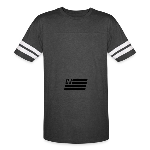 CJ flag - Vintage Sport T-Shirt