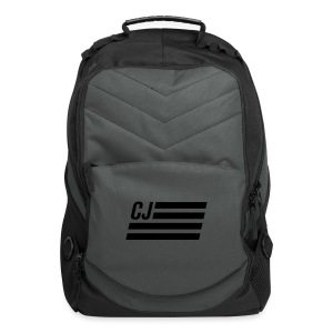 CJ flag - Computer Backpack