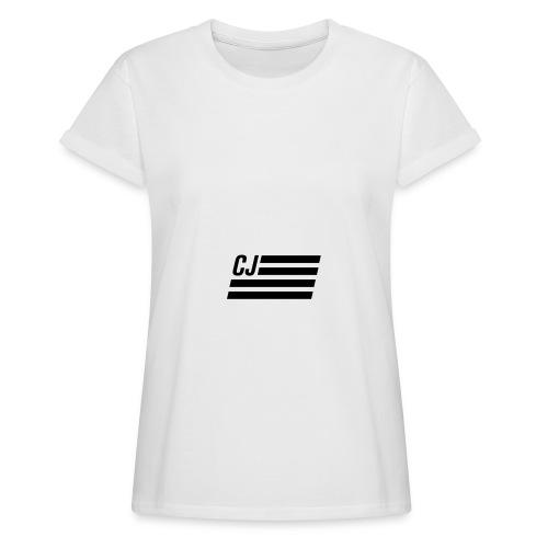 CJ flag - Women's Relaxed Fit T-Shirt