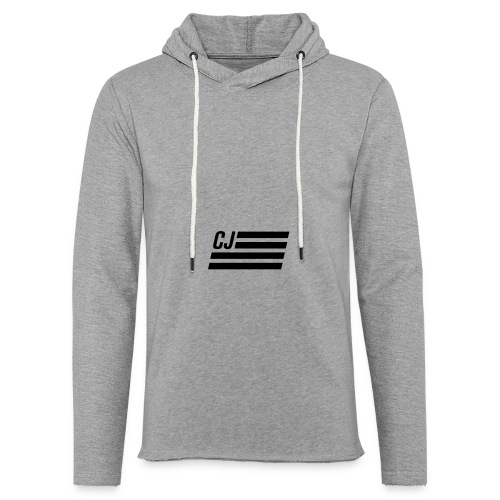CJ flag - Unisex Lightweight Terry Hoodie