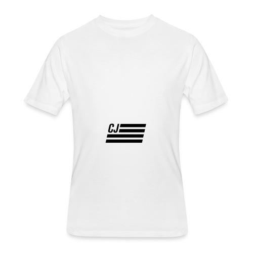 CJ flag - Men's 50/50 T-Shirt