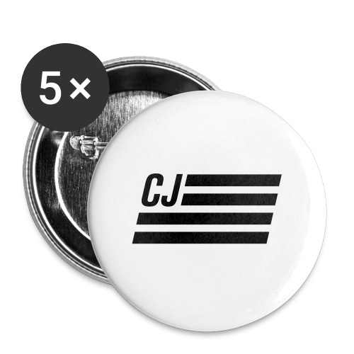 CJ flag - Large Buttons
