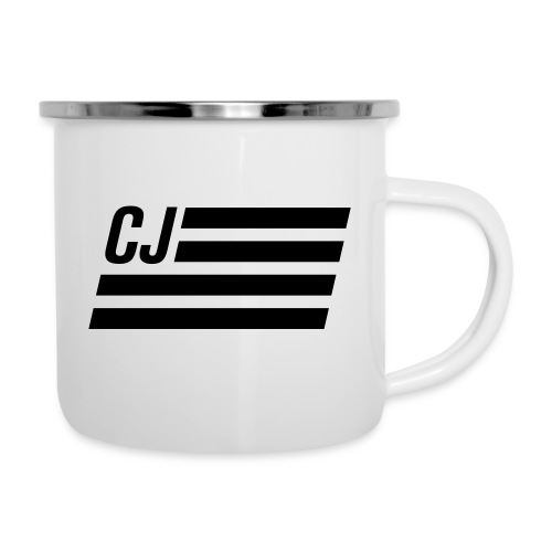 CJ flag - Camper Mug