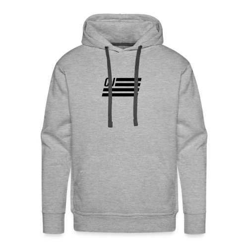 CJ flag - Men's Premium Hoodie