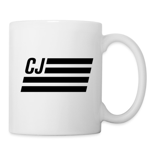 CJ flag - Coffee/Tea Mug