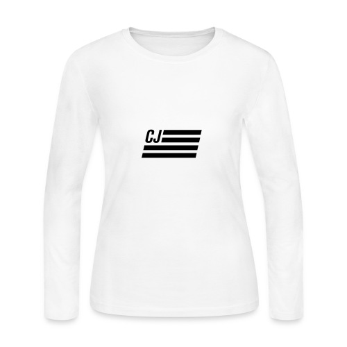 CJ flag - Women's Long Sleeve Jersey T-Shirt