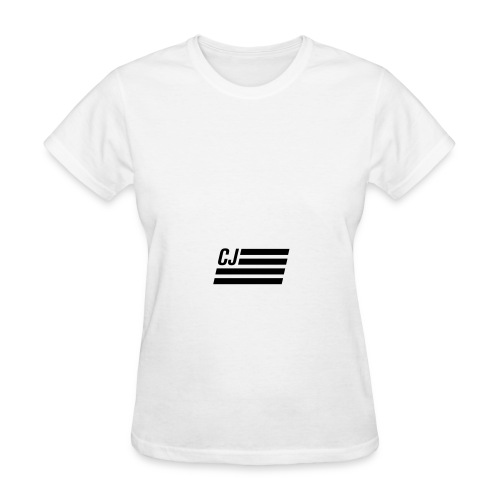 CJ flag - Women's T-Shirt
