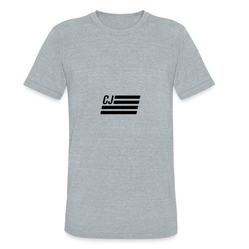 CJ flag - Unisex Tri-Blend T-Shirt