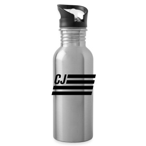 CJ flag - Water Bottle