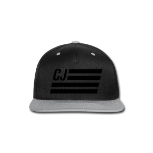 CJ flag - Snap-back Baseball Cap