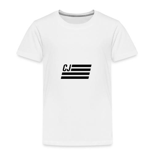 CJ flag - Toddler Premium T-Shirt
