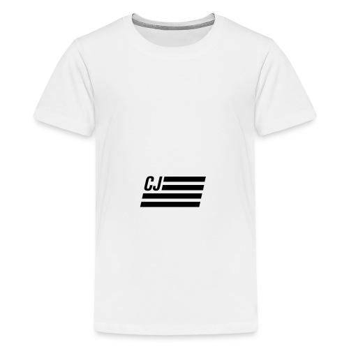 CJ flag - Kids' Premium T-Shirt