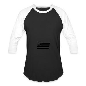 CJ flag - Baseball T-Shirt