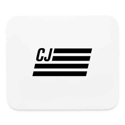 CJ flag - Mouse pad Horizontal