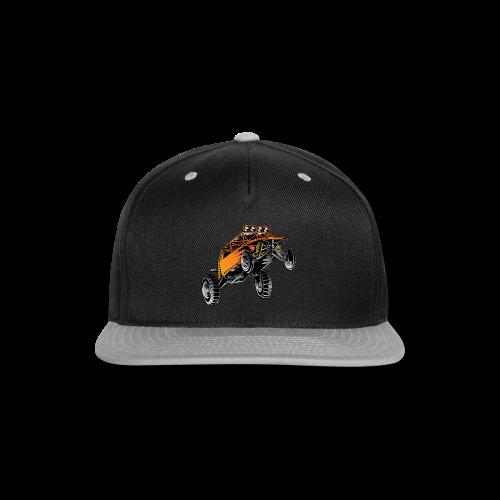 Dune Buggy Stunt - Snap-back Baseball Cap