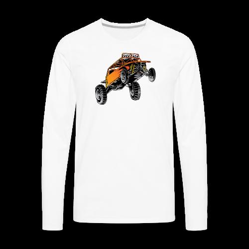 Dune Buggy Stunt - Men's Premium Long Sleeve T-Shirt