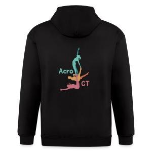 Acro CT - Men's Zip Hoodie