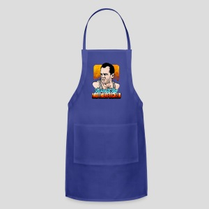 Die Hard: Yippee Ki Yay (Color) - Adjustable Apron