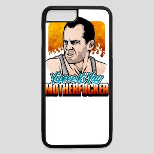 Die Hard: Yippee Ki Yay (Color) - iPhone 7 Plus/8 Plus Rubber Case