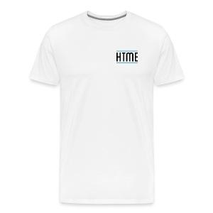 Subtle Logo T - Men's Premium T-Shirt