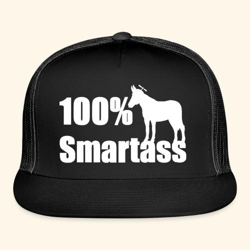 100% Smartass - Trucker Cap