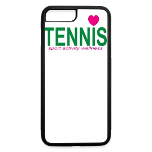 Tennis - iPhone 7 Plus/8 Plus Rubber Case