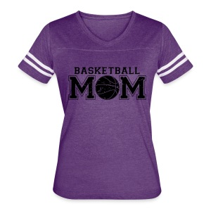 Basketball Mom game day shirt - Women's Vintage Sport T-Shirt