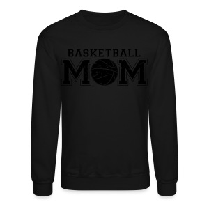 Basketball Mom game day shirt - Crewneck Sweatshirt