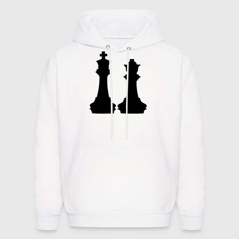 King and Queen - Men's Hoodie