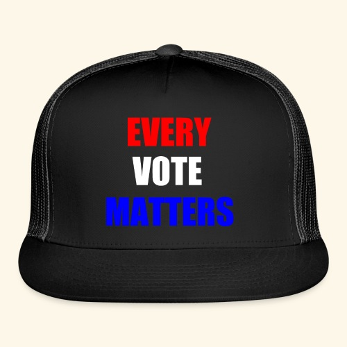 Every Vote Matters - Trucker Cap