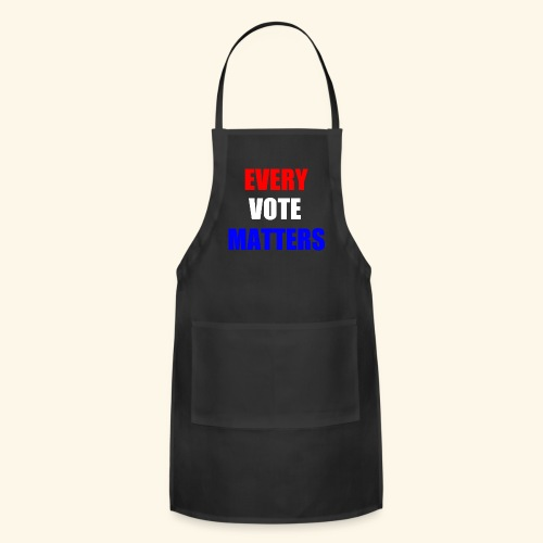 Every Vote Matters - Adjustable Apron
