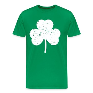 Irish Shamrock shirt - Men's Premium T-Shirt