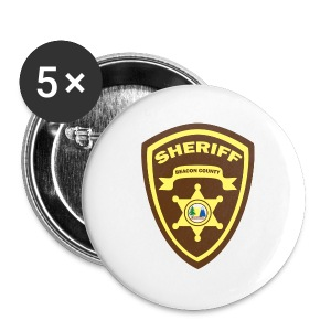Beacon Hills Sheriff - Travel Mug - Small Buttons