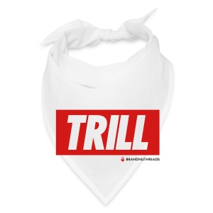 TRILL iPhone 5 Case  - Bandana