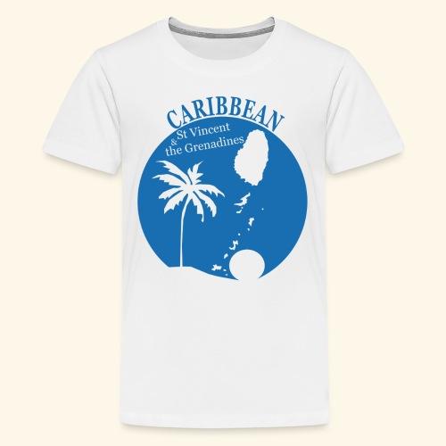 St Vincent & the Grenadines - Kids' Premium T-Shirt