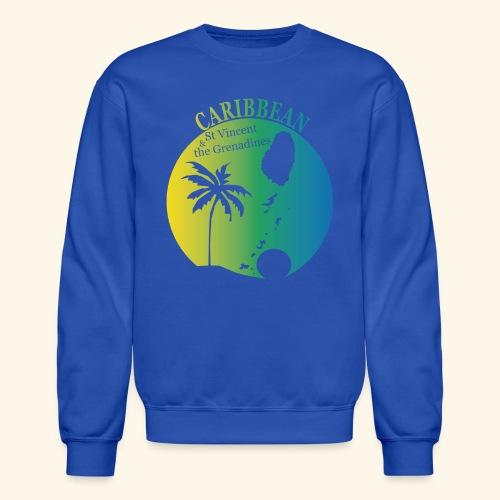 St Vincent & the Grenadines - Crewneck Sweatshirt