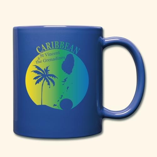 St Vincent & the Grenadines - Full Color Mug