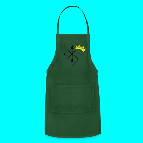 KSlogo Women Tee - Adjustable Apron