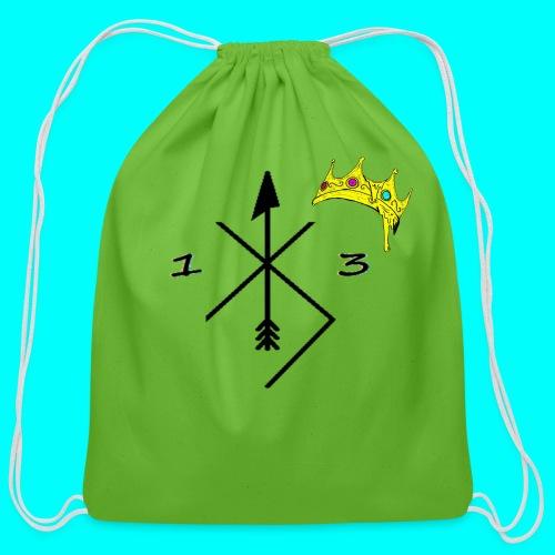 KSlogo Women Tee - Cotton Drawstring Bag