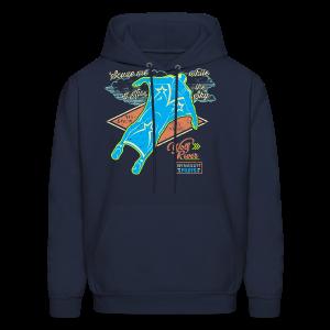 Wingsuit Pilot - Men's Hoodie