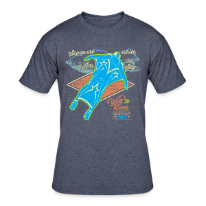 Wingsuit Pilot - Men's 50/50 T-Shirt