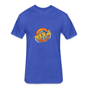 Born to Braaap - Fitted Cotton/Poly T-Shirt by Next Level