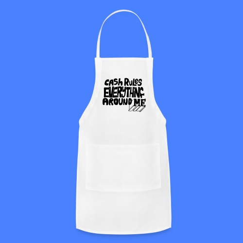 C.R.E.A.M. Cash Rules Everyone Around Me iPhone 5 Cases - Adjustable Apron