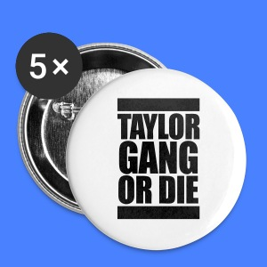 Taylor Gang Or Die iPhone 5 Cases - Small Buttons