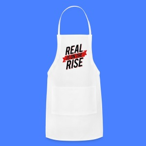 Real Is On The Rise iPhone 5 Cases - Adjustable Apron